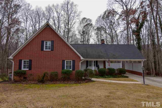 200 Westover Drive, Roxboro, NC 27573 (#2227581) :: Marti Hampton Team - Re/Max One Realty