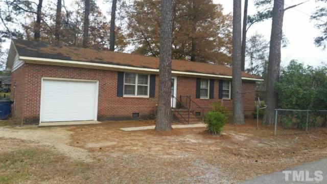 833 Ward Street, Smithfield, NC 27577 (MLS #2227593) :: The Oceanaire Realty