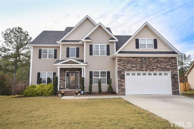 536 Spring Flowers Drive, Cameron, NC 28326 (#2227606) :: The Jim Allen Group