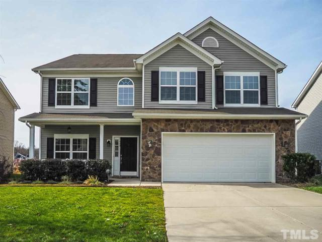 1609 Fern Hollow Trail, Wake Forest, NC 27587 (#2227607) :: Morgan Womble Group
