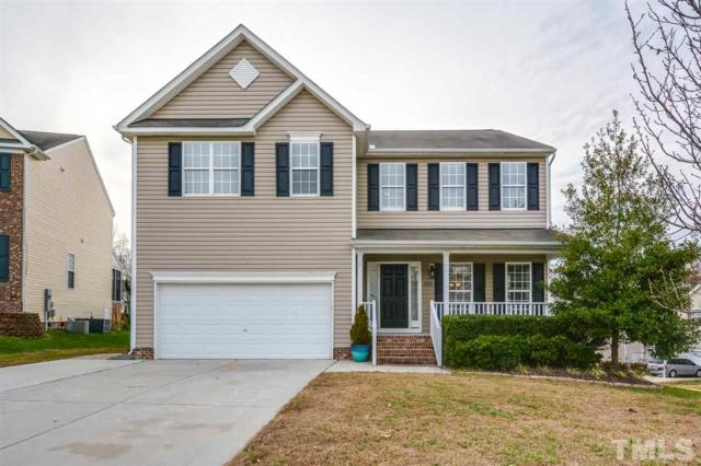 8713 Gooch Court, Wake Forest, NC 27587 (#2227610) :: Marti Hampton Team - Re/Max One Realty