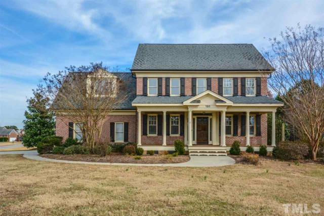 101 Greystone Circle, Clayton, NC 27520 (#2227657) :: The Perry Group