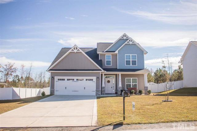 312 Bandana Way, Cameron, NC 28326 (#2227719) :: RE/MAX Real Estate Service