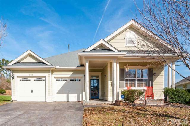 412 Otter Cliff Way, Cary, NC 27519 (#2227761) :: Marti Hampton Team - Re/Max One Realty