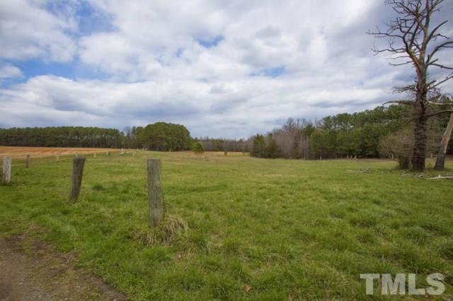 0 Bruce Garner Road, Creedmoor, NC 27522 (#2227779) :: The Jim Allen Group