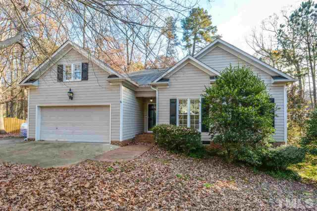 823 Pinewood Drive, Apex, NC 27502 (#2227794) :: RE/MAX Real Estate Service
