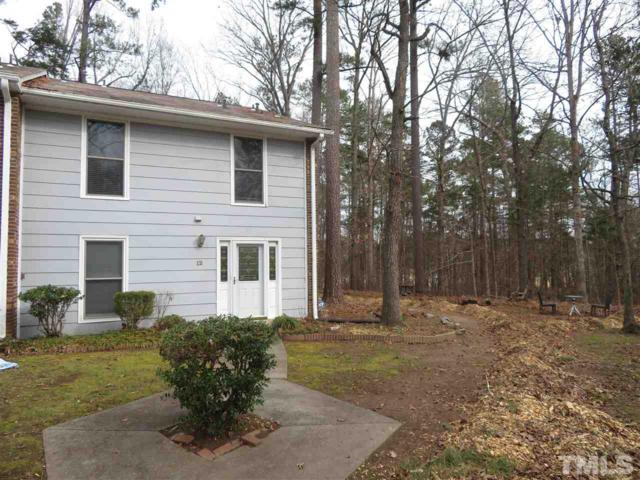 1304 Seaton Road T-12, Durham, NC 27713 (#2227795) :: M&J Realty Group