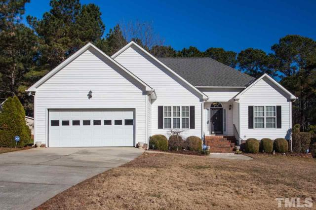 105 Regent Court, Clayton, NC 27527 (#2227801) :: Raleigh Cary Realty