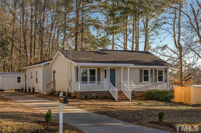 613 S Fayetteville Street, Clayton, NC 27520 (#2227825) :: Marti Hampton Team - Re/Max One Realty