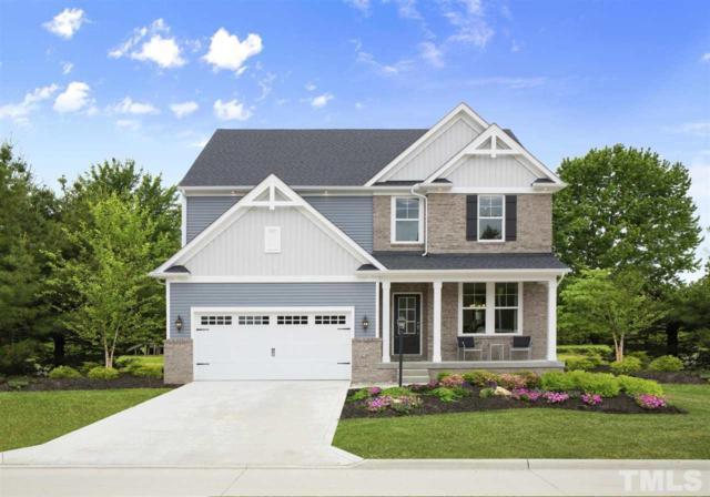 112 Moore Hill Way, Holly Springs, NC 27540 (#2227834) :: Marti Hampton Team - Re/Max One Realty