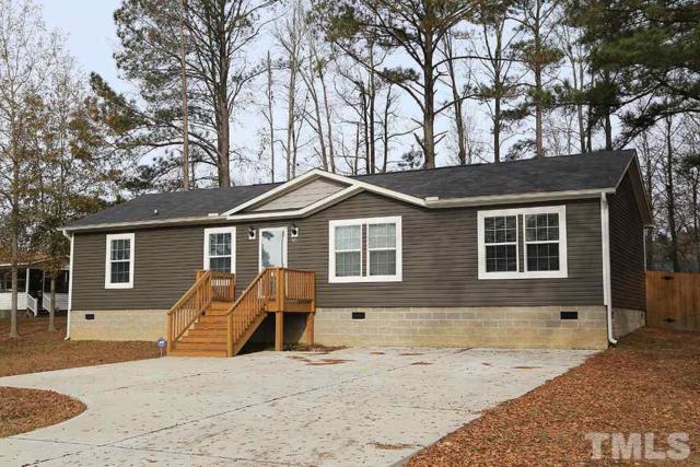 35 Monica Drive, Angier, NC 27501 (#2227835) :: RE/MAX Real Estate Service