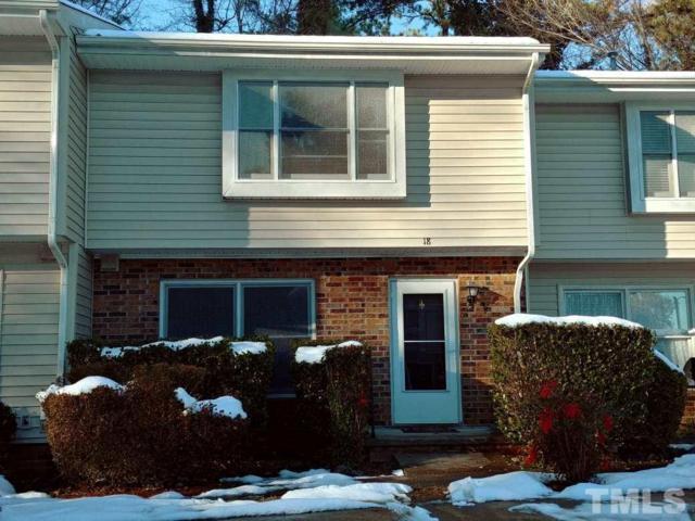 875 Mlk Jr Boulevard #18, Chapel Hill, NC 27516 (#2227841) :: Spotlight Realty