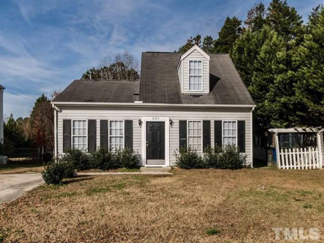 8345 Mcguire Drive, Raleigh, NC 27616 (#2227858) :: Spotlight Realty