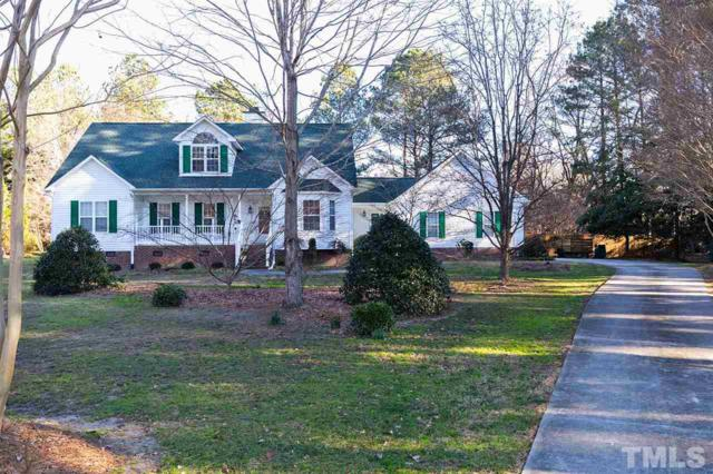 408 Mather Court, Garner, NC 27529 (#2227897) :: Raleigh Cary Realty