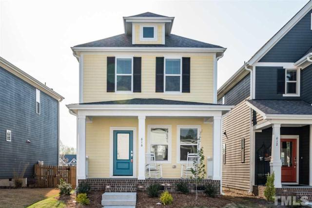 1352 Big Falls Drive, Wendell, NC 27591 (#2227905) :: The Jim Allen Group