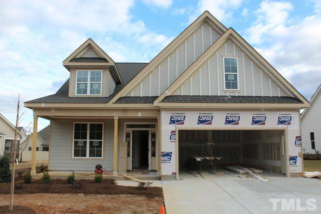 133 Plantation Drive, Youngsville, NC 27596 (#2227907) :: Morgan Womble Group