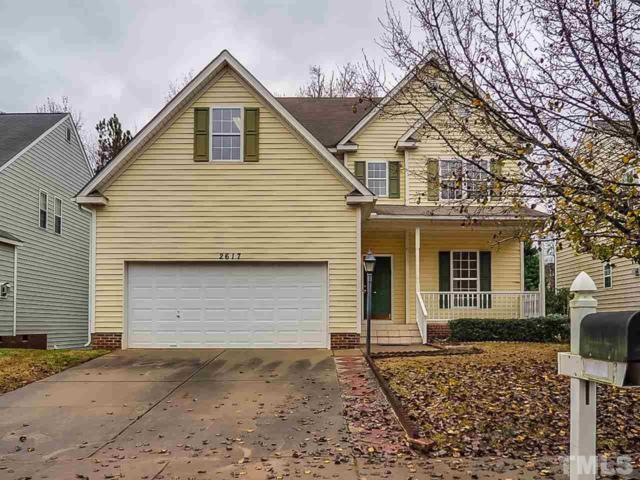 2617 Trailwood Hills Drive, Raleigh, NC 27603 (#2227920) :: RE/MAX Real Estate Service