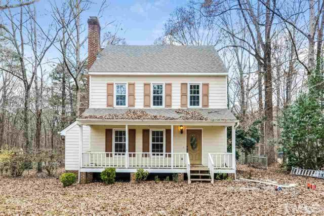 11300 Old Stage Road, Willow Spring(s), NC 27592 (#2227936) :: Spotlight Realty