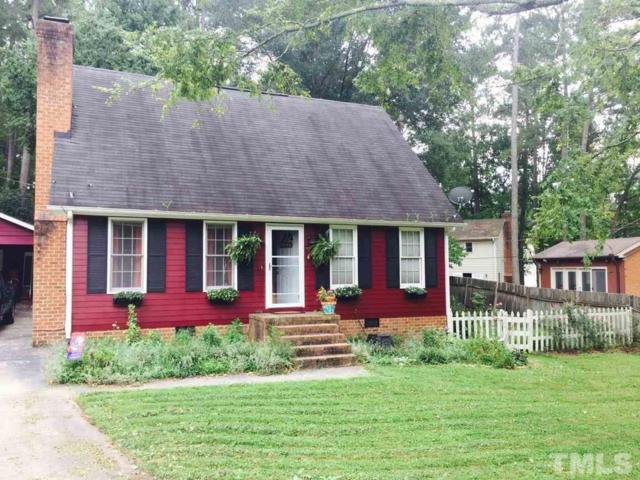 4219 Hope Valley Road, Durham, NC 27707 (MLS #2227940) :: The Oceanaire Realty