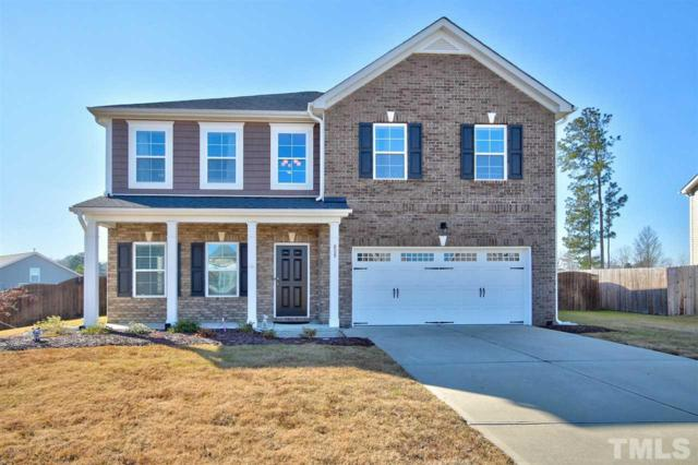 809 Harvest Point Drive, Fuquay Varina, NC 27526 (#2227941) :: The Jim Allen Group