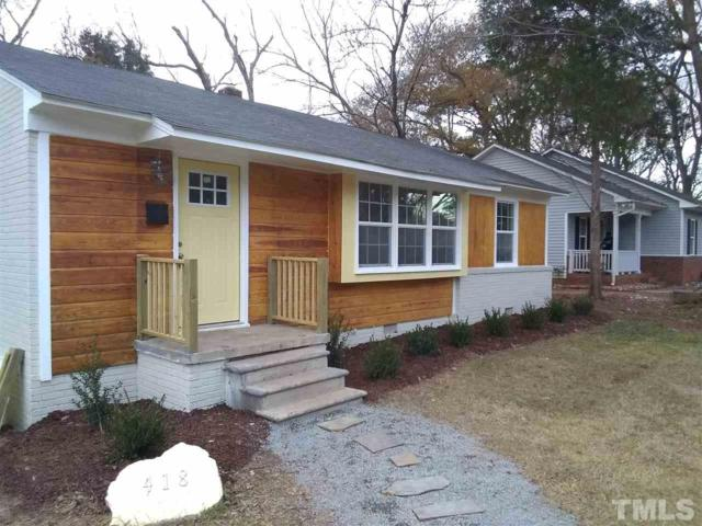 418 Lamont Street, Raleigh, NC 27610 (MLS #2227942) :: The Oceanaire Realty