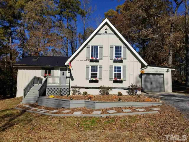 137 Railroad Road, Benson, NC 27504 (MLS #2227944) :: The Oceanaire Realty