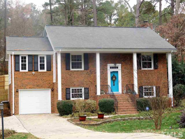 4106 Trotter Ridge Road, Durham, NC 27707 (MLS #2227951) :: The Oceanaire Realty