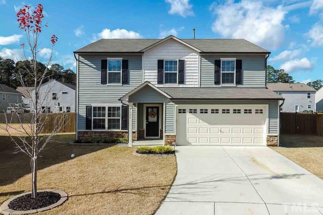 2625 Fortrose Lane, Fuquay Varina, NC 27526 (#2227955) :: The Jim Allen Group
