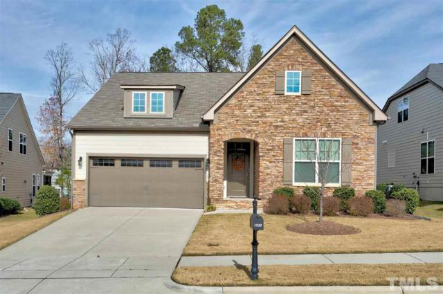 1520 Ingraham Drive, Apex, NC 27502 (#2227962) :: The Jim Allen Group
