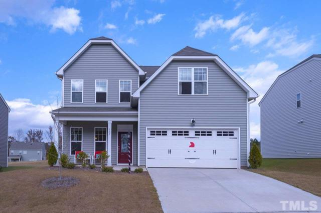 332 Tuscan Ridge Way, Clayton, NC 27527 (#2227971) :: Rachel Kendall Team