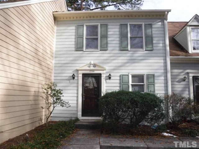 1724 Township Circle, Raleigh, NC 27609 (#2228023) :: Rachel Kendall Team