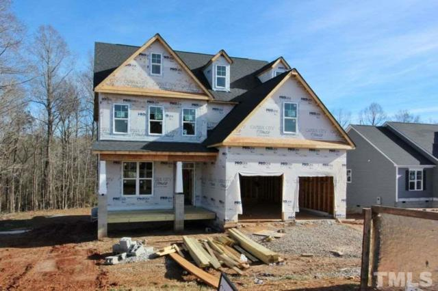 70 Oxer Drive, Youngsville, NC 27596 (#2228025) :: Morgan Womble Group