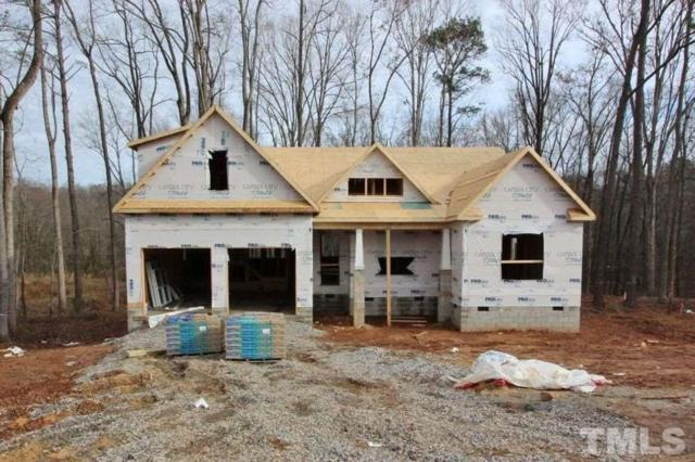 20 Oxer Drive, Youngsville, NC 27596 (#2228037) :: Morgan Womble Group