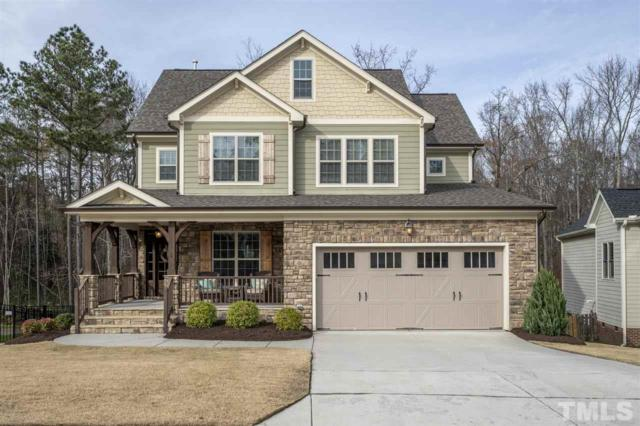 525 Lake Gaston Drive, Fuquay Varina, NC 27526 (#2228039) :: The Jim Allen Group