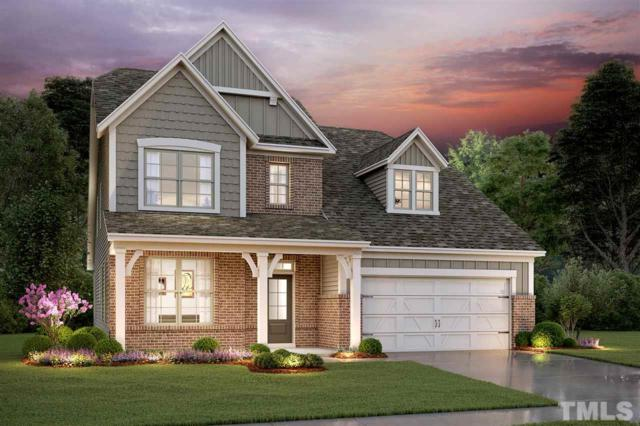 209 Woodstaff Avenue Lot 10, Wake Forest, NC 27587 (#2228048) :: Morgan Womble Group