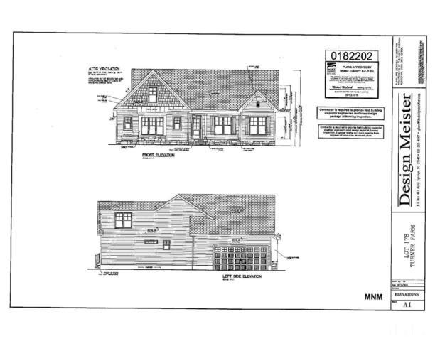 5100 Grey Dove Lane, Garner, NC 27529 (#2228058) :: The Jim Allen Group