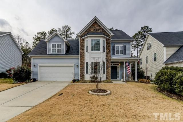 1160 Dexter Ridge Drive, Holly Springs, NC 27540 (#2228072) :: M&J Realty Group