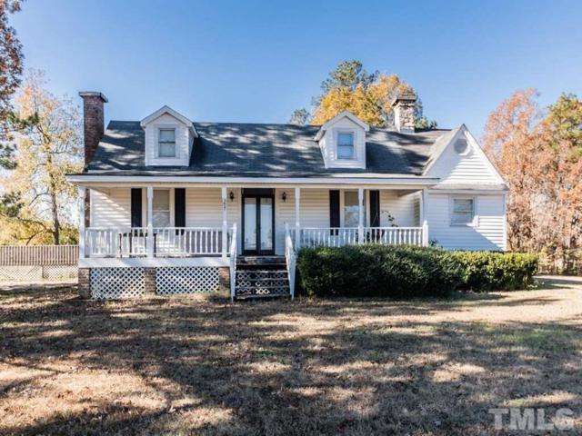 397 Laurel Mill Road, Louisburg, NC 27549 (#2228107) :: The Jim Allen Group