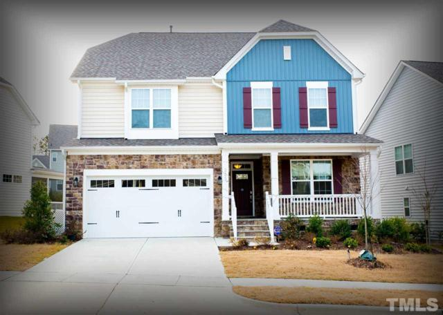 245 Turner Oaks Drive, Cary, NC 27519 (#2228111) :: The Jim Allen Group