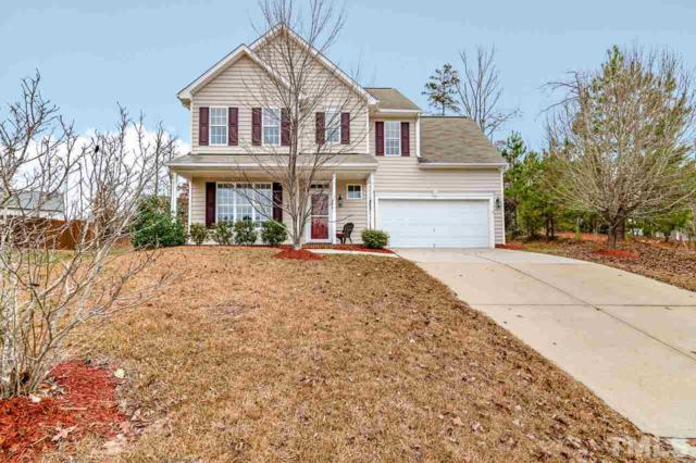 516 Texanna Way, Holly Springs, NC 27540 (#2228130) :: Morgan Womble Group