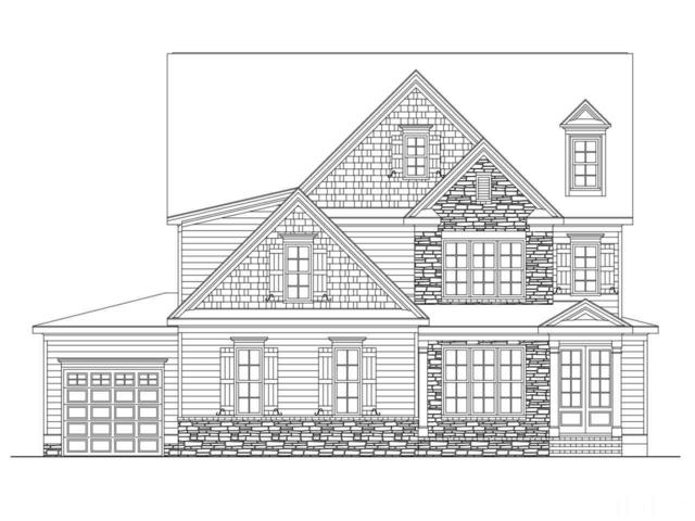 5828 Cleome Court, Holly Springs, NC 27540 (#2228190) :: The Jim Allen Group