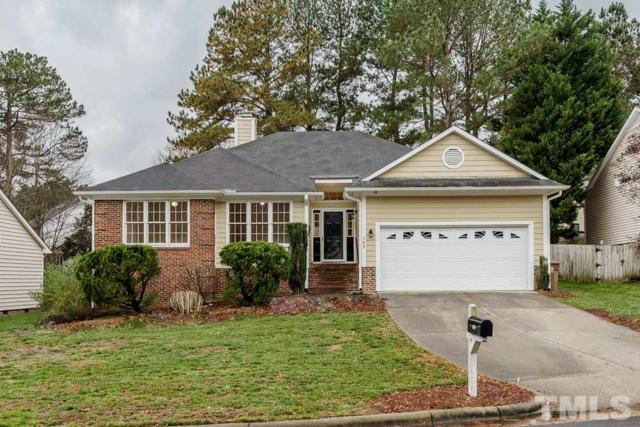 102 Lonesome Pine Drive, Cary, NC 27513 (#2228197) :: The Jim Allen Group