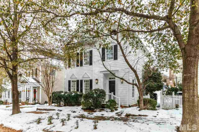 122 Tharrington Drive, Chapel Hill, NC 27516 (#2228233) :: The Jim Allen Group