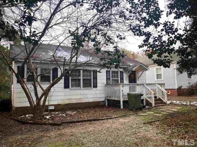 304 S Hughes Street, Apex, NC 27502 (#2228236) :: Raleigh Cary Realty