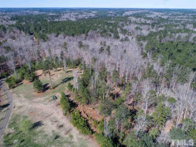Lot 1 Moretz Creek, Wake Forest, NC 27587 (#2228267) :: The Jim Allen Group