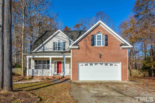 149 Mcdougle Lane, Clayton, NC 27520 (#2228310) :: The Jim Allen Group
