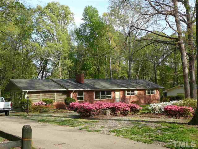 1235 Fairlane Road, Cary, NC 27511 (#2228320) :: Rachel Kendall Team