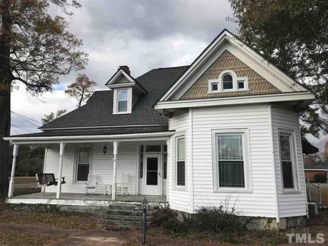 106 N Railroad Street, Four Oaks, NC 27524 (#2228326) :: The Jim Allen Group