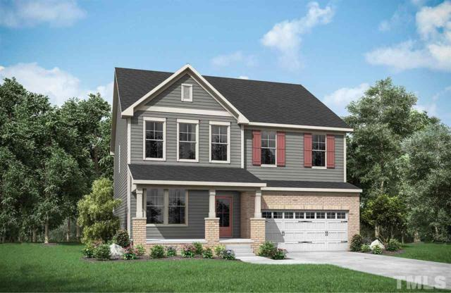 105 Hensley Grove Court, Holly Springs, NC 27540 (#2228372) :: The Jim Allen Group