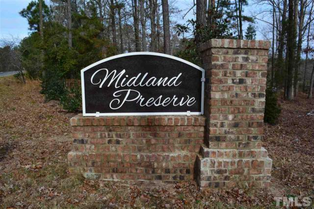 79 Midland Preserve Way, New Hill, NC 27562 (#2228389) :: Dogwood Properties